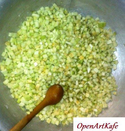 Варенье из кабачков и цитрусовых
