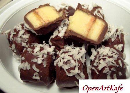 Бананы в шоколаде