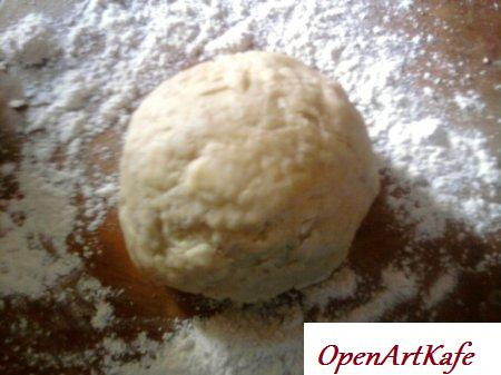Пирог закусочный Курник
